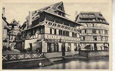 Carte postale-Strasbourg/Strasburgo UI-pflanzbad
