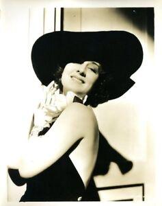 "Norma Shearer  1934 Original 8x10"" Photo #M9422"