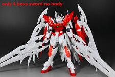 JOKER Sword Custom kit for Bandai 1/144 HG RG Wing Gundam Zero Honoo 4 box set