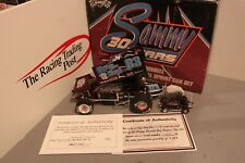 2002 Sammy Swindell Ore-Cal Beef Packers 1/18 & 1/50 GMP Sprint Set Autographed