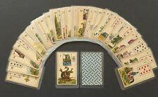 Antique 1920's Stralsund Lenormand Fortune Telling Cards VTG