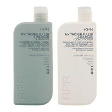 RPR My Thicker Fuller Stronger Shampoo & Conditioner 300ml Cruelty-Paraben Free