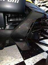 Fit Can-Am RYKER BRP 2019 CARBON FIBER Lower panel fairing protector trim kit