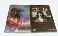 Film esordio Alejandro Amenábar: Apri gli occhi + Tesis (2 DVD) [Editoriali] ITA