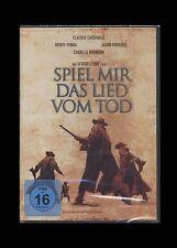 DVD SPIEL MIR DAS LIED VOM TOD - CHARLES BRONSON + HENRY FONDA - Western * NEU *