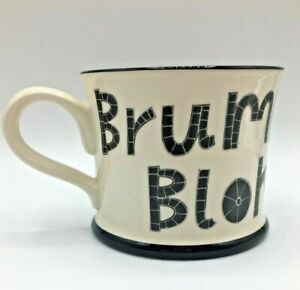 Moorland Pottery Brummie Bloke Mug (AE143C)