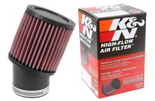 K&N RU-1750 Universal Clamp-On Round Straight Rubber Air Filter Cleaner