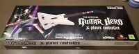 Guitar Hero Xplorer Guitar Xbox 360 New In Box Rare W/ Rock Band Game