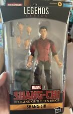 MARVEL LEGENDS SHANG-CHI and the LEGEND OF THE TEN RINGS LOT 6+1 FREE SHIPPING!