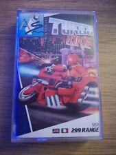 Turbo Bike MSX. (Turbo Girl) Rare Alternative Software 1988 Tested and Working
