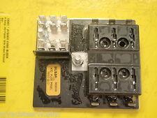 FUSE TERMINAL BLOCK 13301 ATO ATC 6 GANG BUSS Y21 FUSE PANEL MARINE BOAT PARTS