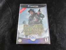 Medal of Honor: Frontline (Nintendo GameCube, 2004) *Factory Sealed*
