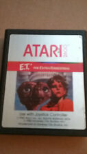 E.T. The Extra Terrestr( Atari 2600 1982) Video Game Cartridge Only TESTED Works