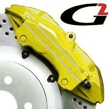 YELLOW G2 USA Brake Caliper Paint System *FREE SHIPPING *Ships in 24 Hours