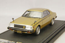 ignition model x TOMYTEC 1/43 Nissan Skyline 2000GT-ES Golden Car from Japan