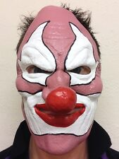Scary Halloween Killer Clown IT Face Mask Jester Fancy Party Adult Penny Masks