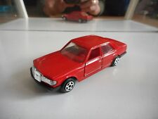 Norev Mercedes 280 in Red on 1:43