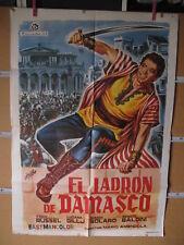 A4859 EL LADRON DE DAMASCO TONY RUSSEL
