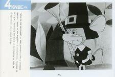 WILLUM THE MOUSE MOUSE ON THE MAYFLOWER ANIMATED CARTOON 1978 NBC TV PHOTO