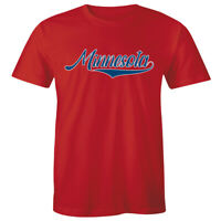 Minnesota MN City sights 2002 challenge Baseball Town City State Pride T Shirt