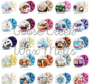 Goose Creek Wax Melts 🇺🇸 US EXCLUSIVE SCENTS ✨ FREE UK POSTAGE