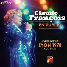 Claude François - Concert Lyon 1978 (Vinyle)