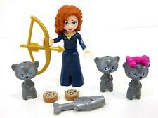 LEGO Disney Princess Brave Merida Minifigures Mini Figure Bear Lot