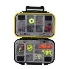 Anti-shock Fishing Gear Tackle Box 12 Compartments Storage Box with Tackle