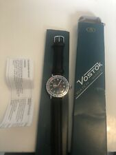 VINTAGE VOSTOK KGB AUTOMATIC DIVERS WATCH NEW OLD STOCK NEVER WORN