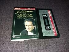 JOSE CARRERAS  TONIGHT 16 TRACKS ( HOLLAND ) PHILIPS PAPER LABELS EXCELLENT