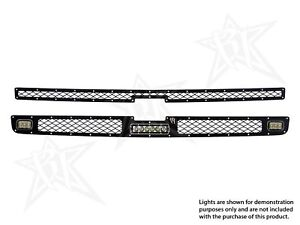 Rigid Industries SR-Series LED Grille Insert 11-13 Chevy Silverado 1500 40565