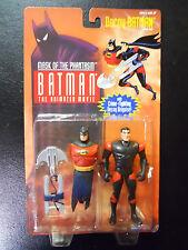 VINTAGE! STILL SEALED! 1993 Kenner Batman: Mask of the Phantasm Decoy Batman