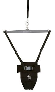 TIPPITOES BABY BOUNCER - BLACK