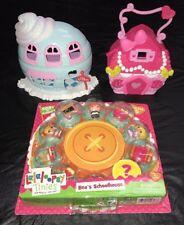 Lalaloopsy Tinies Jewels House Micro Mini Play Set Ice Cream Playset & Figures