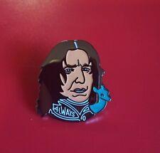 Harry Potter Pin Professor Snape Pin Enamel Retro Metal Brooch Badge Lapel