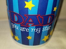 Disney Mickey Mouse Dad You Are My Star Coffee Tea Mug Cup Father Son Daughter