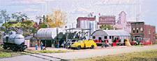 933-3006 Walthers Cornerstone Interstate Fuel & Oil