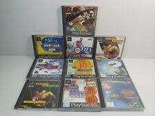 Ps1 Playstation Sports Spielepaket Pal Sony #2