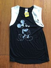 NWT- Disney Mickey Mouse Tank Size M