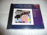 FRENCH CHAMBER MUSIC CD DECCA 425 861-2
