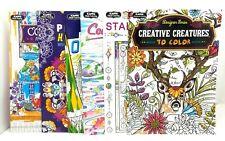Adult Coloring Books ~ Designer Series ~ KAPPA ~ U pick / choose ~ all NEW