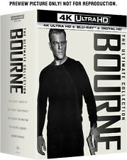 Bourne Ultimate Collection 4K Ultra HD Blu-ray