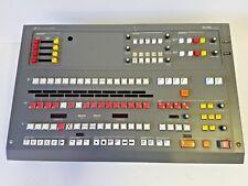 Grass Valley M-2100 MCP Digital Master Control Panel Tektronix SDTV / HDTV