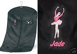 Personalised Dance Suit Garment Costume Carrier / Bag