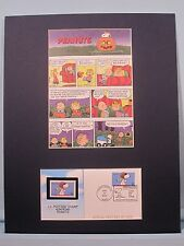 Peanuts with The Great Pumpkin with Linus & Sally & Soopy First Day Cover