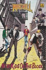 Vintage *New Kids On The Block* Revolutionary Comic Book Mint Unread 111013 M