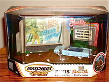 MATCHBOX COLLECTIBLES ELVIS DRIVE-IN COLLECTION NIB