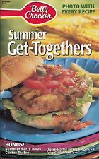 SUMMER GET-TOGETHERS BETTY CROCKER COOKBOOK JUNE 2000 #163 KEY LIME FRUIT SALAD