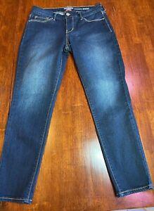 "Denizen LEVI""S Modern Fit Stretch Jeans size 4S 27X30"