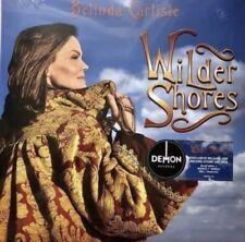 "BELINDA CARLISLE 'WILDER SHORES' (RSD 2018) Blue Coloured VINYL LP + 7"" NEW"